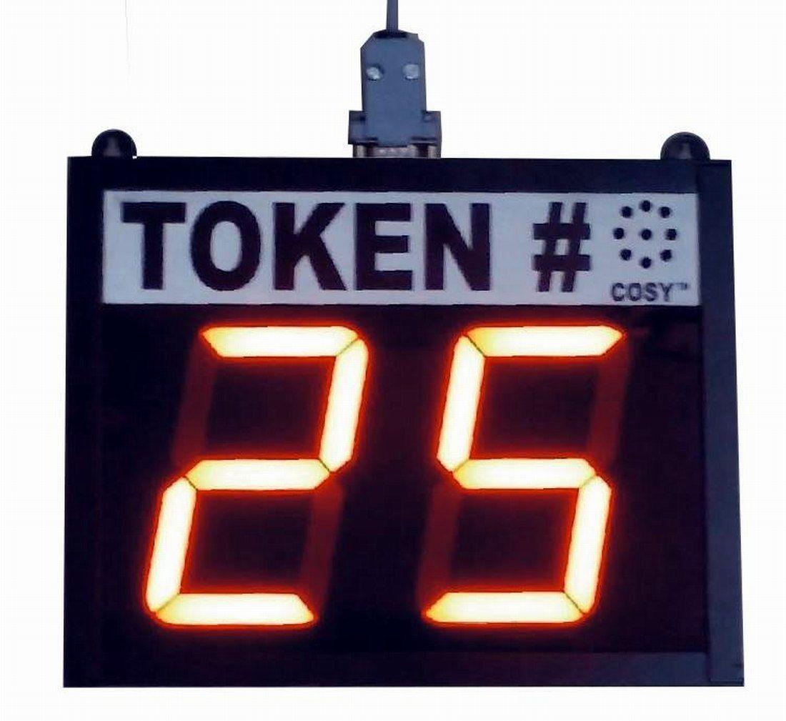 Token Display Led Clock Race Stopwatch Gym Rally Ledclockcircuitboard2jpg